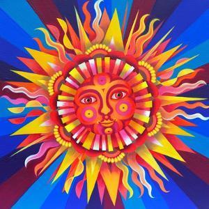 Sun by Jane Tattersfield