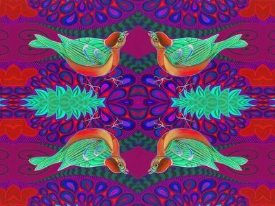 Tree Sparrow Pattern