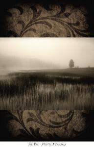 Misty Morning by Janel Pahl