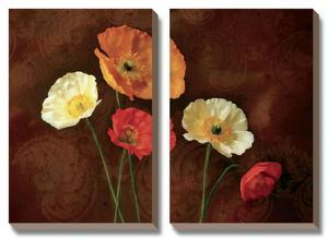 Poppy Perfection I by Janel Pahl