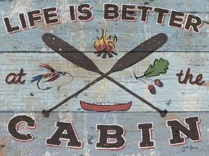Cabin Fever I by Janelle Penner
