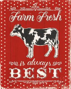 Farmers Market VII by Janelle Penner