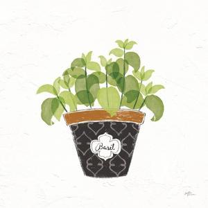 Fine Herbs VIII by Janelle Penner