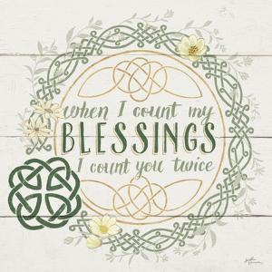 Irish Blessing II by Janelle Penner