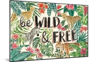 Jungle Vibes I by Janelle Penner