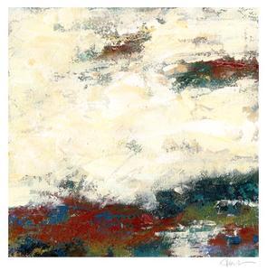 Wander Lust II by Janet Bothne