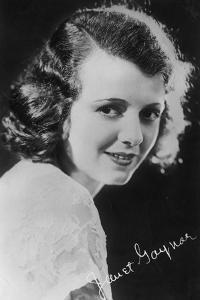 Janet Gaynor (1906-198), American Actress, 20th Century