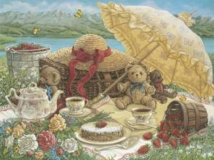 A Beary Nice Picnic by Janet Kruskamp