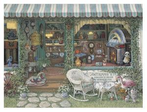Antiques, Etc. by Janet Kruskamp