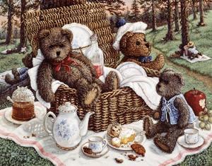Bear's Picnic by Janet Kruskamp