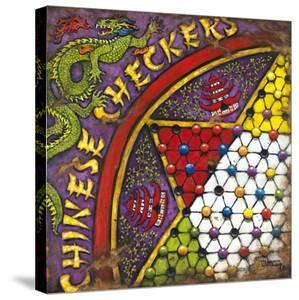 Chinese Checkers by Janet Kruskamp