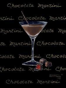 Chocolate Martini by Janet Kruskamp