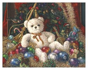 Christmas Bear by Janet Kruskamp