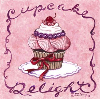 Cupcake Delight by Janet Kruskamp