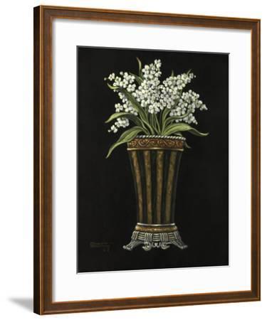 Floral Noir Lilacs