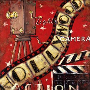 Hollywood by Janet Kruskamp