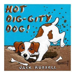 Hot Dig-Gity Dog! by Janet Kruskamp