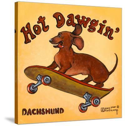 Hot Dowgin' by Janet Kruskamp