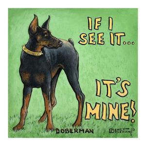 It's Mine by Janet Kruskamp