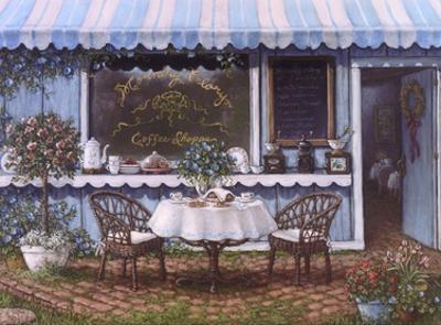 Morning Glory Coffee Shoppe by Janet Kruskamp