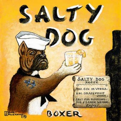 Salty Dog by Janet Kruskamp
