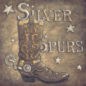 Silver Spurs by Janet Kruskamp