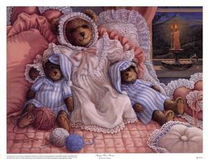 Sleepy-Time Bears by Janet Kruskamp