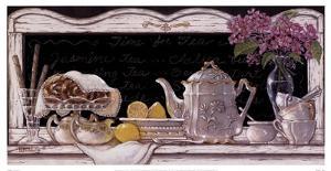 Tea Time by Janet Kruskamp