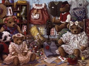 Teddy Bear Wear by Janet Kruskamp