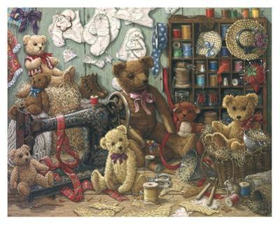 Teddy Bear Workshoppe by Janet Kruskamp
