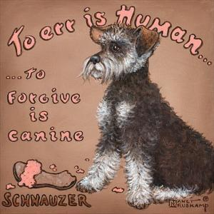To Forgive Is Canine by Janet Kruskamp