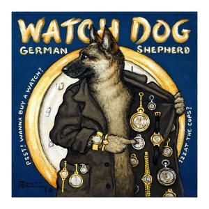 Watch Dog by Janet Kruskamp
