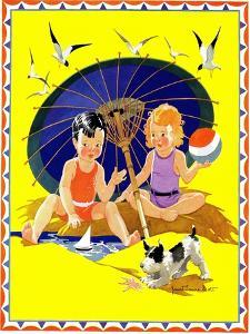 Summer Fun - Child Life by Janet Laura Scott