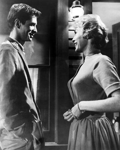 Janet Leigh, Psycho (1960)--Photo