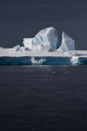 Antarctica. Iceberg by Janet Muir