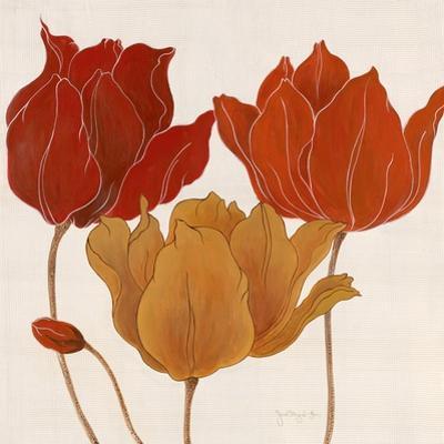 Austin's Tulips II