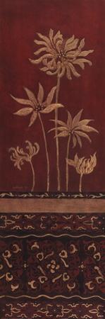 Flores Del Oro I