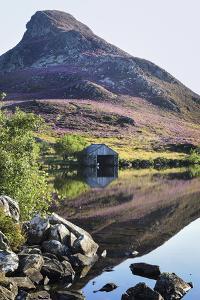 Cregannen Lake, Dolgellau, Gwynedd, North Wales, United Kingdom, Europe by Janette Hill