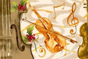 Christmas Music II by Janice Gaynor