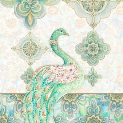 Emerald Peacock I