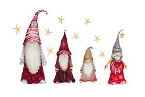 Gnome Family by Janice Gaynor