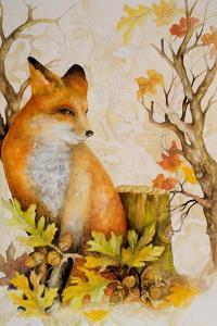 Mystic Woodland I by Janice Gaynor