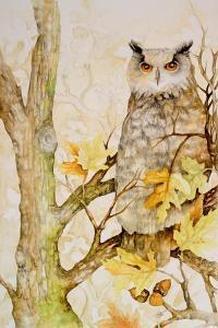 Mystic Woodland II by Janice Gaynor