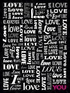 Love YOU by Janie Secker