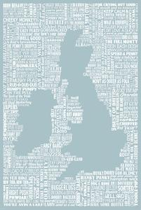 The Queen's English by Janie Secker