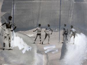 Something In The Way by János Huszti