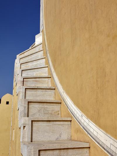 Jantar Mantar in Jaipur, One of Six Major Observatories Built by Maharajah, India-Adam Jones-Photographic Print
