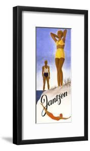 Jantzen Yellow Bikini