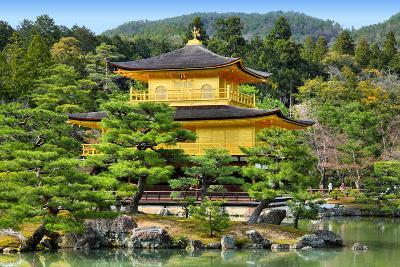 Japan - Kyoto-Tupungato-Photographic Print