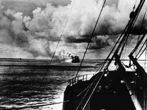 Japanese Air Raid on Port Darwin, 1942